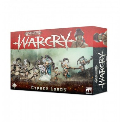 Foto van WARCRY Cypher Lords WARHAMMER AGE OF SIGMAR