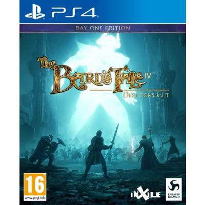 Foto van The Bard's Tale IV: Director's Cut (Day One Edition) PS4