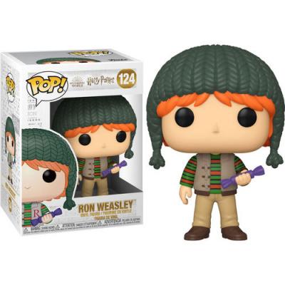 Pop! Harry Potter: Holiday Ron Weasley FUNKO