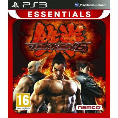 Foto van Tekken 6 (Essentials) PS3