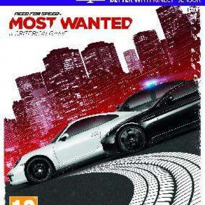 Foto van Need For Speed Most Wanted 2012 XBOX 360