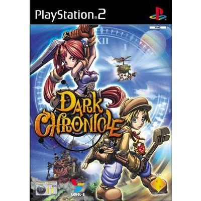 Foto van Dark Chronicle PS2