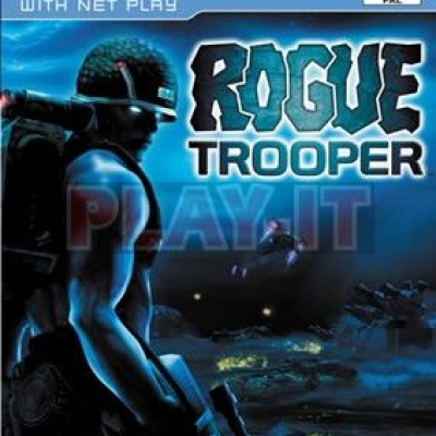 Foto van Rogue Trooper PS2