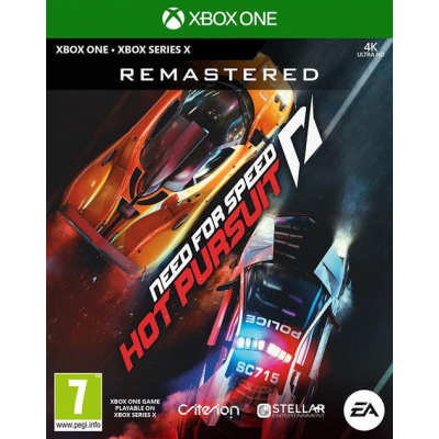 Foto van Need For Speed: Hot Pursuit - Remastered XBOX ONE