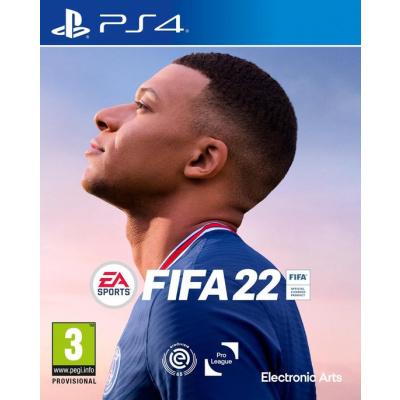 Foto van Fifa 22 PS4