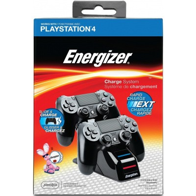 Energizer Dual Charge System PS4