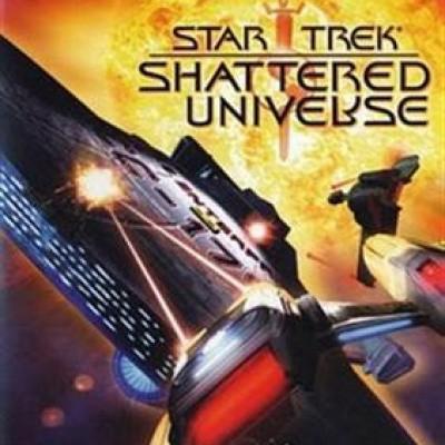 Foto van Star Trek Shattered Universe XBOX
