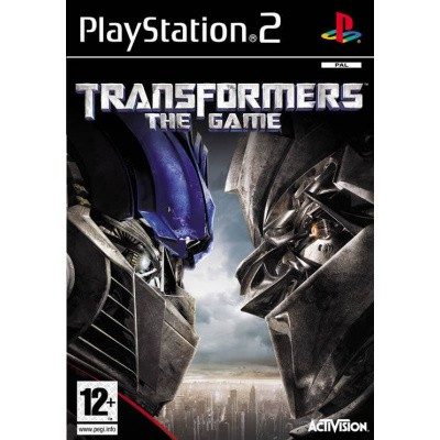 Foto van Transformers The Game PS2