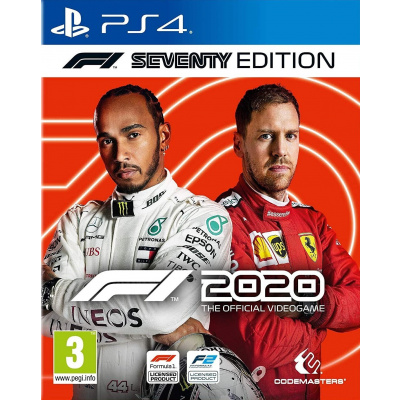 Foto van F1 2020: Seventy Edition (Import) PS4