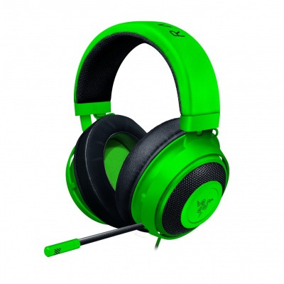 Foto van Razer Kraken Headset (Groen) (PS4/PC/MAC/Xbox One/Switch/Mobile) PS4