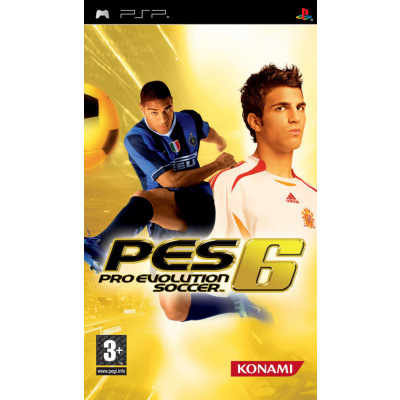 Pro Evolution Soccer 6(Pes 6) PSP