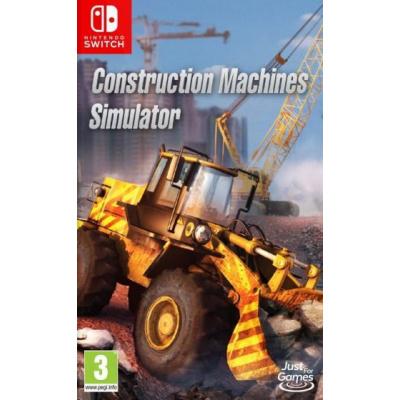 Foto van Construction Machines Simulator SWITCH