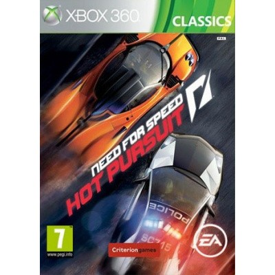 Foto van Need For Speed Hot Pursuit (Classics) XBOX 360