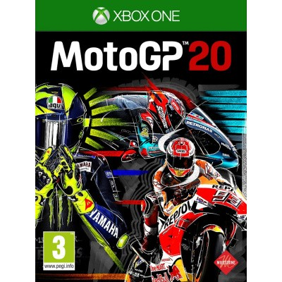 Foto van MotoGP 20 XBOX ONE