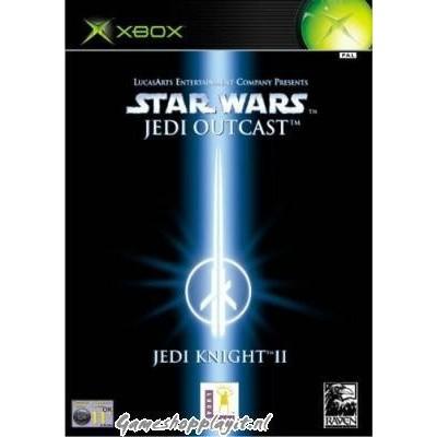 Foto van Star Wars Jedi Knight II: Jedi Outcast XBOX