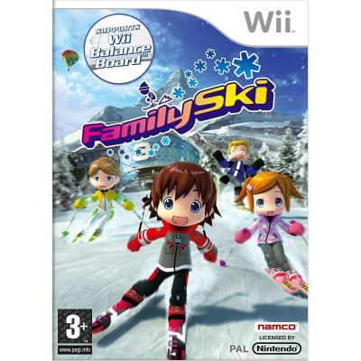 Family Ski WII