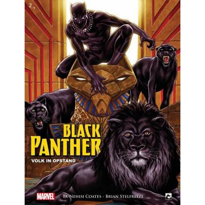 Foto van Black Panther Volk in Opstand 2 (NL-editie) COMICS
