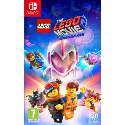 Foto van The Lego Movie 2 Videogame SWITCH