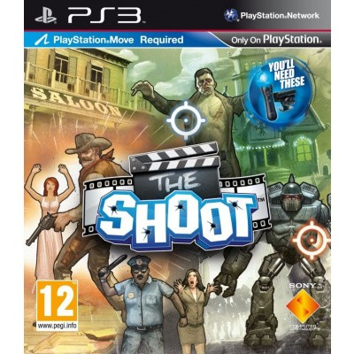 The Shoot (Playstation Move Required) PS3