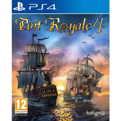 Foto van Port Royale 4 PS4
