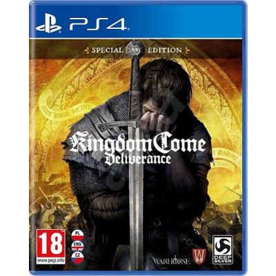 Kingdom Come Deliverance Special Edition (Duitse Cover) PS4