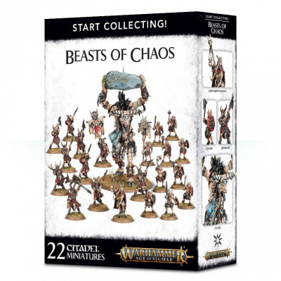 Foto van Start Collecting! Beasts Of Chaos Warhammer Age of Sigmar