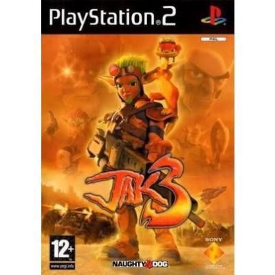 Jak 3 PS2