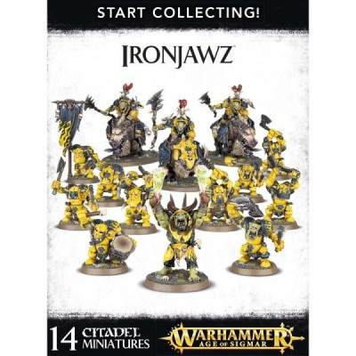 Foto van Start Collecting! Ironjawz Warhammer Age of Sigmar