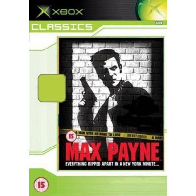 Foto van Max Payne (Classics) XBOX