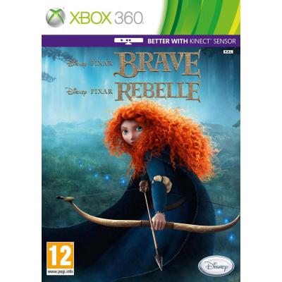 Foto van Disney Pixar Brave XBOX 360