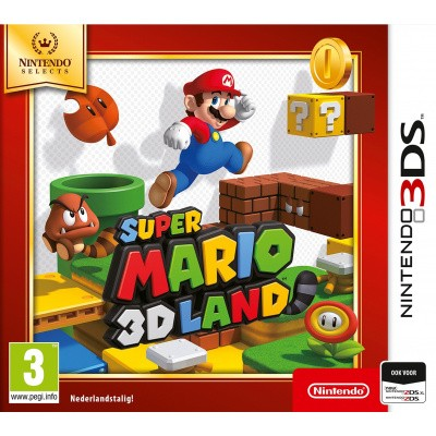 Super Mario 3D Land (Selects) 3DS