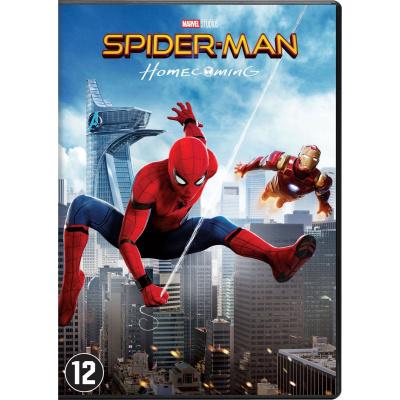 Foto van Spider-Man Homecoming DVD