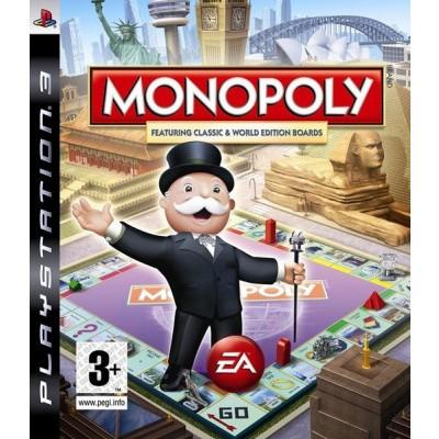 Foto van Monopoly PS3