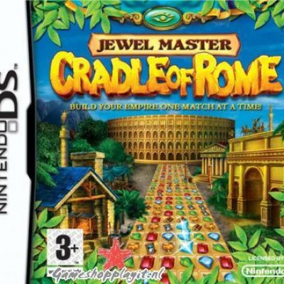 Jewel Master Cradle Of Rome NDS