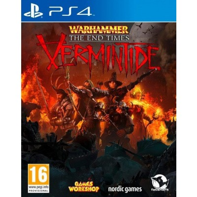 Warhammer: The End Of Times Vermintide PS4