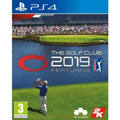 Foto van The Golf Club 2019 PS4