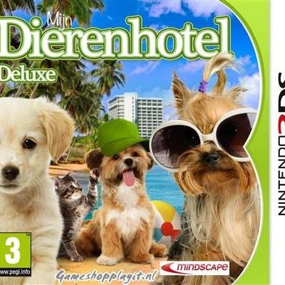 Foto van Mijn Dierenhotel Deluxe 3DS