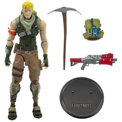 Foto van Fortnite Jonesy Figurine Merchandise