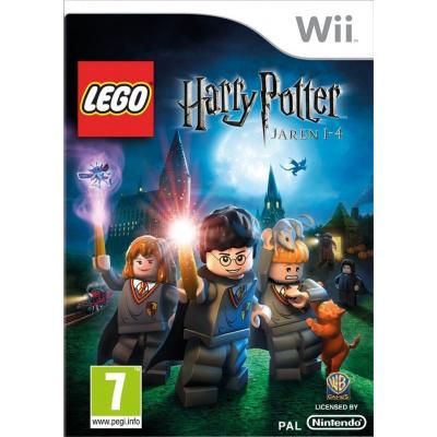 Lego Harry Potter Jaren 1-4 WII