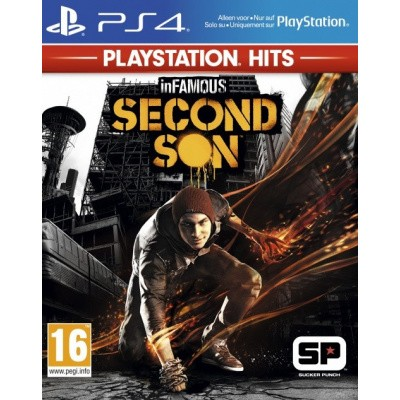 Foto van Infamous Second Son (Playstation Hits) PS4