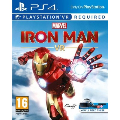 Foto van Marvel's Iron Man (PSVR) PS4