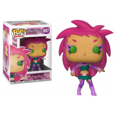 Pop! DC: Teen Titans Go! - The Night Begins To Shine - Starfire FUNKO
