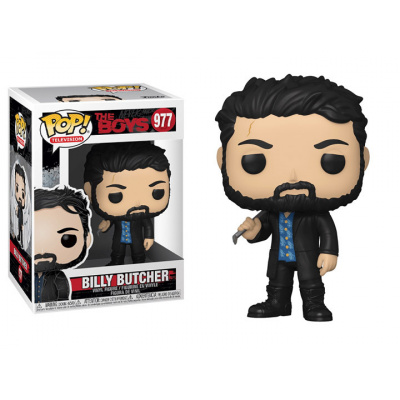Pop! Television: The Boys - Billy Butcher FUNKO