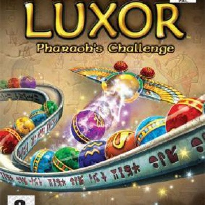Luxor Pharaoh's Challenge PS2