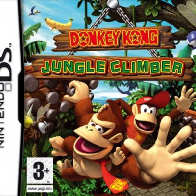 Donkey Kong Jungle Climber NDS