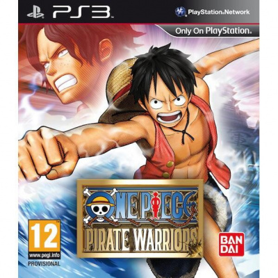 One Piece: Pirate Warriors PS3