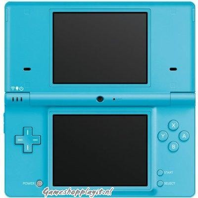Console Dsi Light Blue(Licht Blauw) NDS