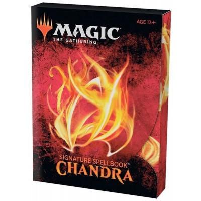 TCG Magic The Gathering Chandra Signature Spellbook MAGIC THE GATHERING