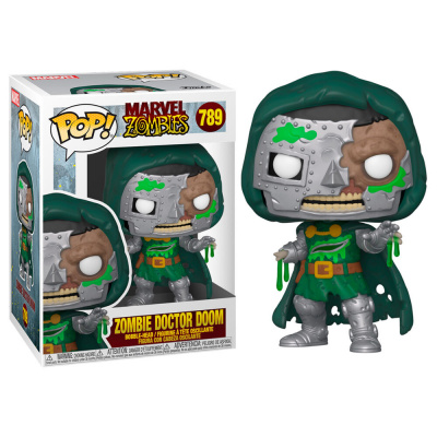 Pop! Marvel: Zombies - Zombie Dr. Doom FUNKO