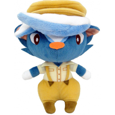 Foto van Animal Crossing: Kicks 7 inch Pluche